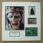 Paul Norrell Signed Lord Of The Rings Photo Display - King Of The Dead